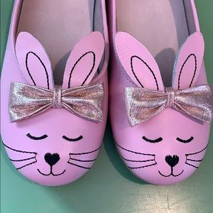 Pink Bunny Flats, Chasing Fireflies, Size 4